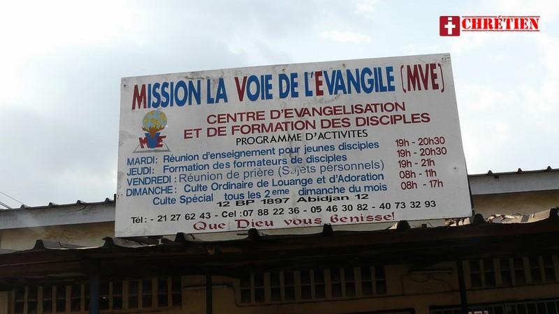 Site de rencontre chretien en cote d'ivoire