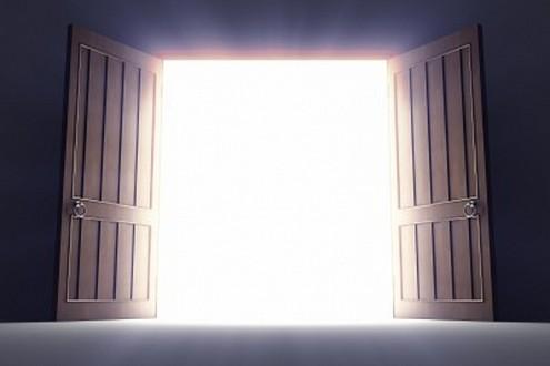 Il a mis devant vous une porte ouverte for Porte ouverte