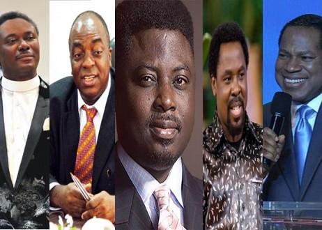 les pasteurs les plus riches du monde