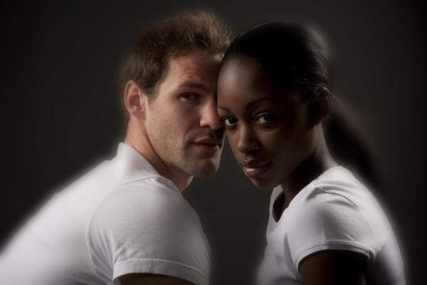 White girl dating black guy problems WPMan